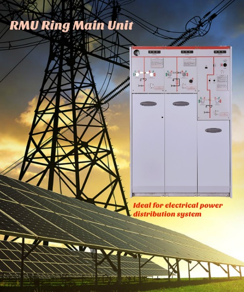 Ring Main Unit(RMU) Manufacturers and Suppliers in China